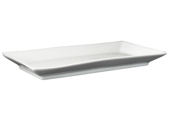 Fine China Rectangular Dish  sc 1 st  MK Catering \u0026 Bar Supplies & Fine China Rectangular Dish | China Rectangular Plate | Fine China ...